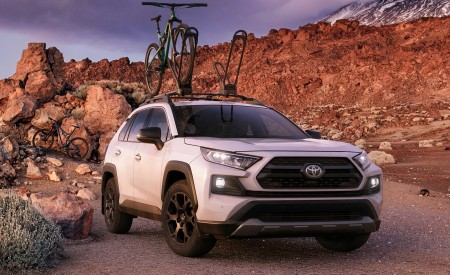 2020 Toyota RAV4 TRD Wallpapers & HD Images