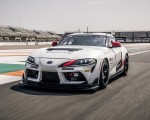 2020 Toyota Supra GT4 Front Three-Quarter Wallpapers 150x120 (3)