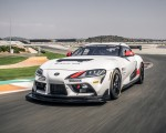 2020 Toyota Supra GT4 Front Three-Quarter Wallpapers 150x120 (1)