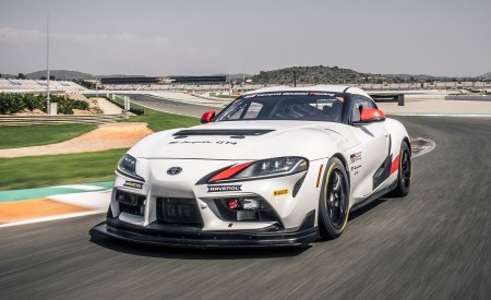 2020 Toyota Supra GT4 Wallpapers HD