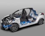 2020 Toyota Yaris Body Wallpapers 150x120 (29)
