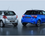 2020 Toyota Yaris Four Generations Wallpapers 150x120 (27)