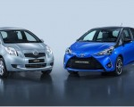 2020 Toyota Yaris Four Generations Wallpapers 150x120 (26)