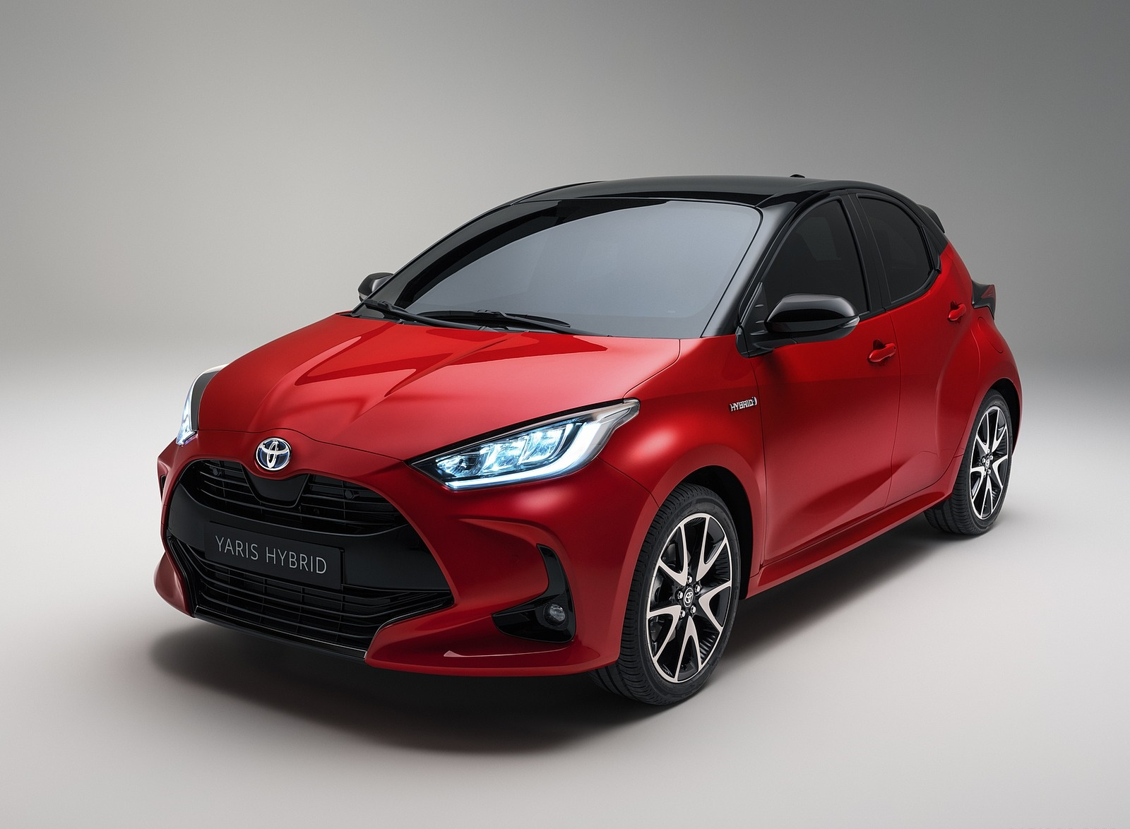 2020 Toyota Yaris Front Three-Quarter Wallpapers (6)
