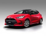 2020 Toyota Yaris Front Three-Quarter Wallpapers 150x120 (7)