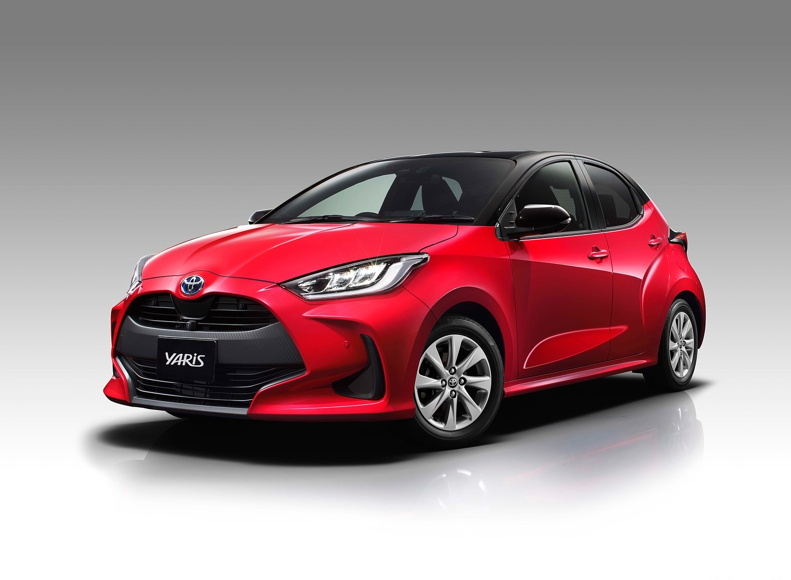 2020 Toyota Yaris Front Three-Quarter Wallpapers (7)