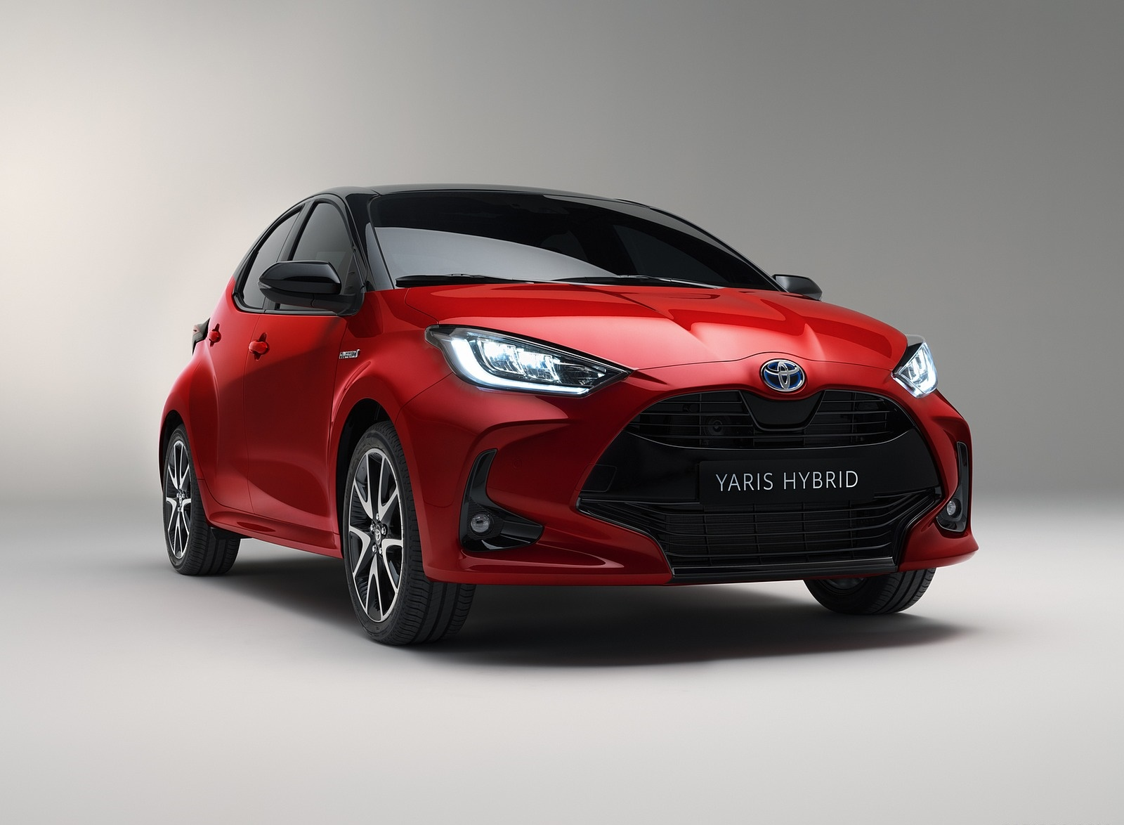 2020 Toyota Yaris Front Three-Quarter Wallpapers (8)