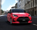 2020 Toyota Yaris Front Wallpapers 150x120 (1)