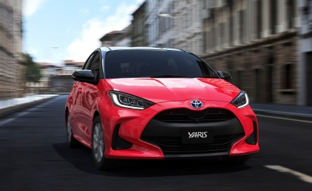 2020 Toyota Yaris Wallpapers HD