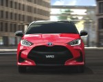 2020 Toyota Yaris Front Wallpapers 150x120 (2)