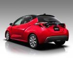 2020 Toyota Yaris Rear Three-Quarter Wallpapers 150x120 (11)