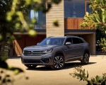 2020 Volkswagen Atlas Cross Sport Front Three-Quarter Wallpapers 150x120 (9)