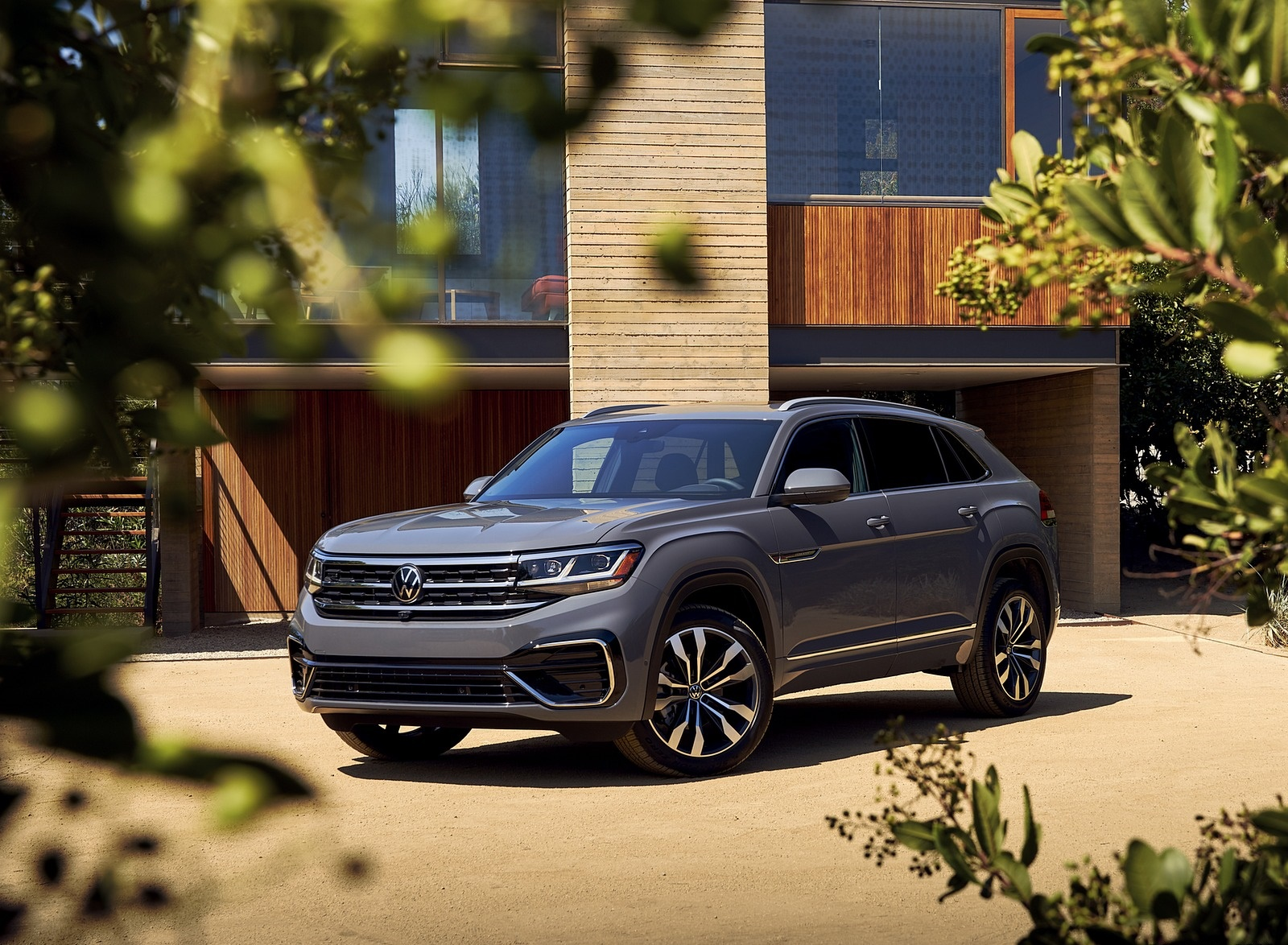 2020 Volkswagen Atlas Cross Sport Front Three-Quarter Wallpapers (9)