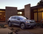 2020 Volkswagen Atlas Cross Sport Front Three-Quarter Wallpapers 150x120 (12)