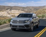 2020 Volkswagen Atlas Cross Sport Front Three-Quarter Wallpapers 150x120 (3)
