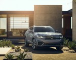 2020 Volkswagen Atlas Cross Sport Front Wallpapers 150x120 (16)