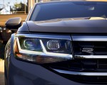 2020 Volkswagen Atlas Cross Sport Headlight Wallpapers 150x120 (24)