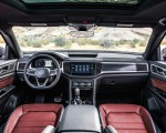 2020 Volkswagen Atlas Cross Sport Interior Cockpit Wallpapers 150x120 (29)