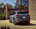 2020 Volkswagen Atlas Cross Sport Rear Three-Quarter Wallpapers 150x120 (17)