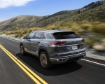 2020 Volkswagen Atlas Cross Sport Rear Three-Quarter Wallpapers 150x120 (2)