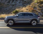 2020 Volkswagen Atlas Cross Sport Side Wallpapers 150x120 (8)