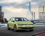 2020 Volkswagen Golf Mk8 Front Three-Quarter Wallpapers 150x120 (8)