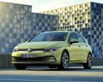 2020 Volkswagen Golf Mk8 Front Three-Quarter Wallpapers 150x120 (9)