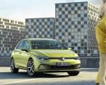 2020 Volkswagen Golf Mk8 Front Three-Quarter Wallpapers 150x120 (10)