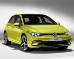 2020 Volkswagen Golf Mk8 Front Three-Quarter Wallpapers 150x120 (44)
