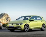 2020 Volkswagen Golf Mk8 Front Three-Quarter Wallpapers 150x120 (11)