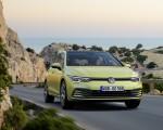 2020 Volkswagen Golf Mk8 Front Wallpapers 150x120 (3)