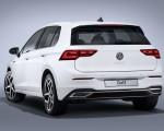 2020 Volkswagen Golf Mk8 Rear Three-Quarter Wallpapers 150x120 (40)
