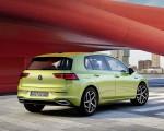 2020 Volkswagen Golf Mk8 Rear Three-Quarter Wallpapers 150x120 (12)