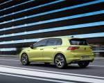 2020 Volkswagen Golf Mk8 Rear Three-Quarter Wallpapers 150x120 (4)