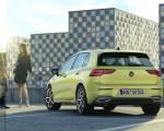 2020 Volkswagen Golf Mk8 Rear Three-Quarter Wallpapers 150x120 (13)