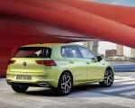 2020 Volkswagen Golf Mk8 Rear Three-Quarter Wallpapers 150x120 (15)