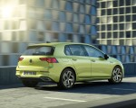 2020 Volkswagen Golf Mk8 Rear Three-Quarter Wallpapers 150x120 (5)