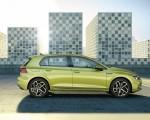 2020 Volkswagen Golf Mk8 Side Wallpapers 150x120 (18)
