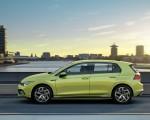 2020 Volkswagen Golf Mk8 Side Wallpapers 150x120 (6)