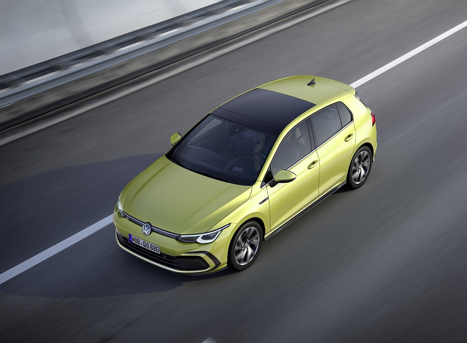 2020 Volkswagen Golf Mk8 Top Wallpapers (7)