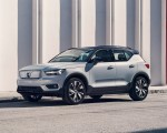 2020 Volvo XC40 Recharge Wallpapers HD