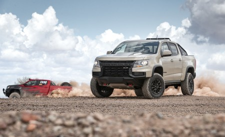 2021 Chevrolet Colorado ZR2 Wallpapers HD
