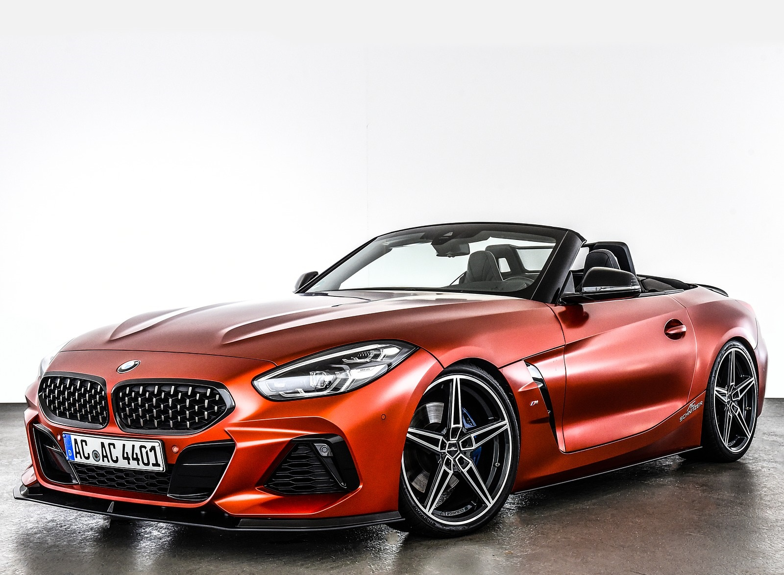 2019 AC Schnitzer BMW Z4 Front Three-Quarter Wallpapers (6)