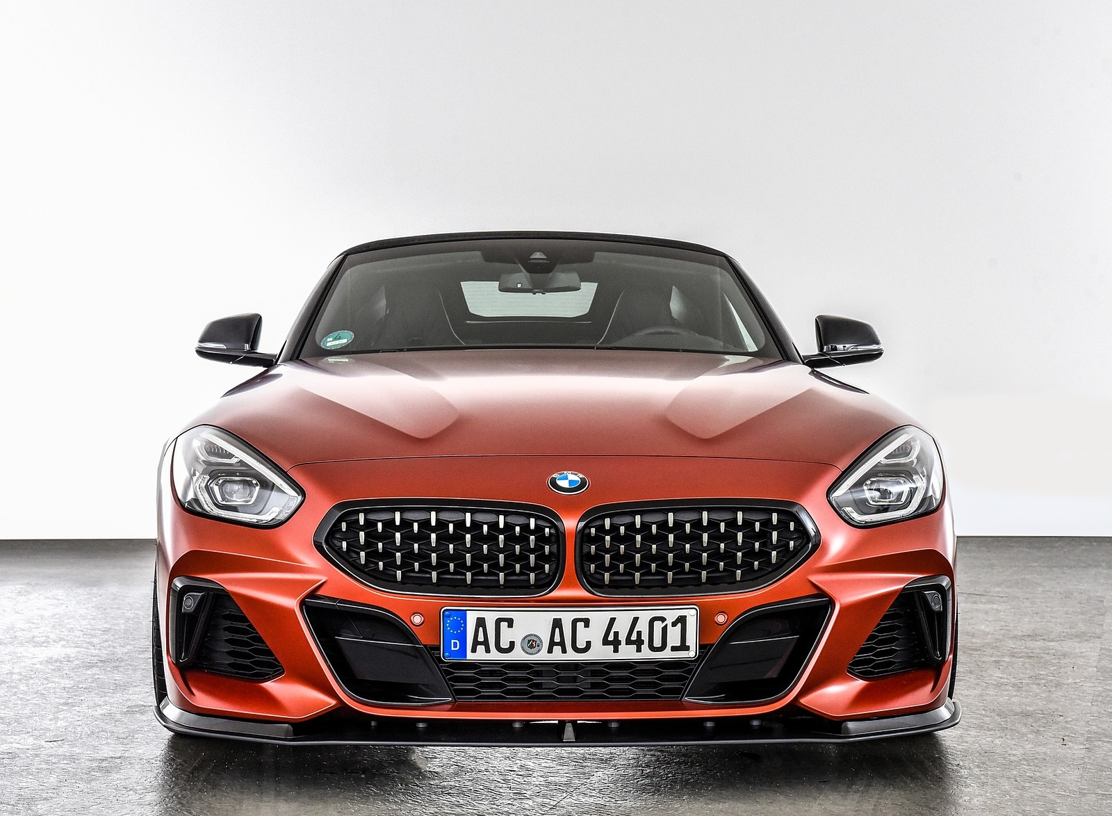 2019 AC Schnitzer BMW Z4 Front Wallpapers (7)