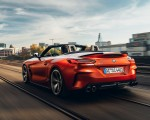 2019 AC Schnitzer BMW Z4 Rear Three-Quarter Wallpapers 150x120 (2)