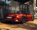 2019 AC Schnitzer BMW Z4 Rear Three-Quarter Wallpapers 150x120 (4)
