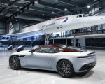 2019 Aston Martin DBS Superleggera Concorde Edition Rear Three-Quarter Wallpapers 150x120 (2)