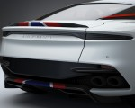 2019 Aston Martin DBS Superleggera Concorde Edition Tail Light Wallpapers 150x120 (10)