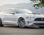 2019 Ford Mustang Lithium Concept Front Three-Quarter Wallpapers 150x120 (2)