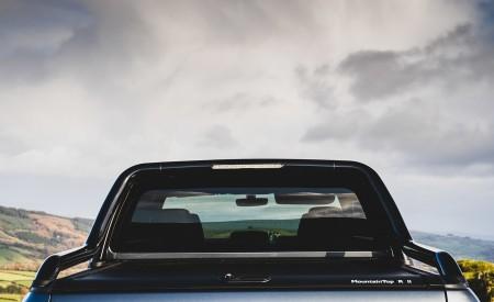 2019 Volkswagen Amarok Black Edition (UK-Spec) Detail Wallpapers 450x275 (36)